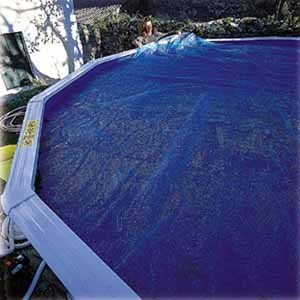 Aboveground pools isothermal covers