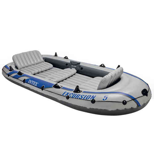 Excursion boat for 5 persons