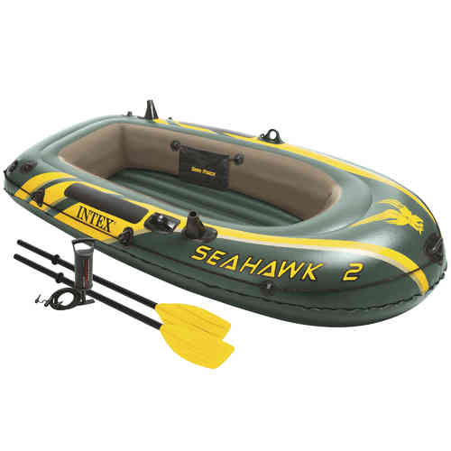 Seahawk boat for 2 people