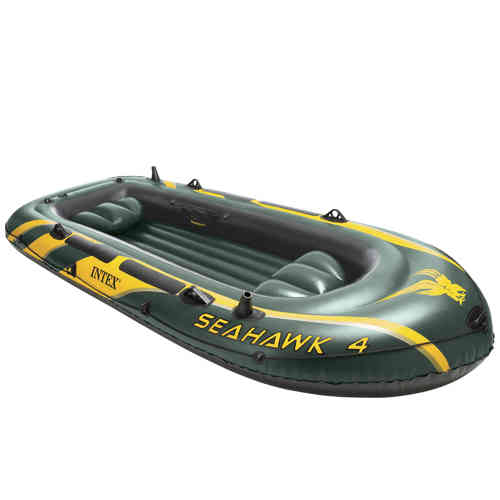 Seahawk boat for 4 people