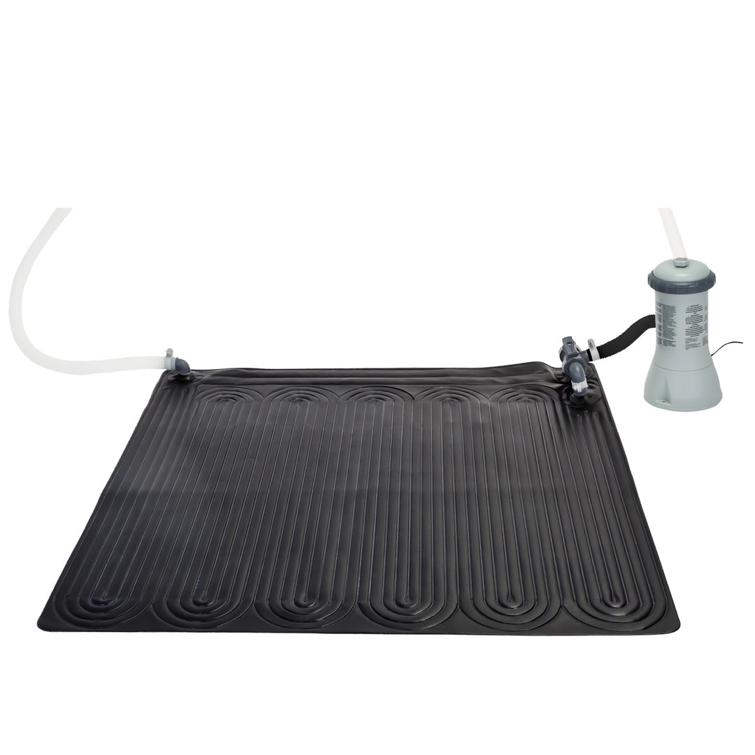 Alfombra-Calentador solar de agua
