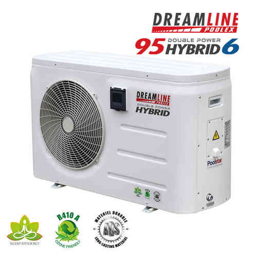 Bomba de calor Dreamline Hybrid6 95