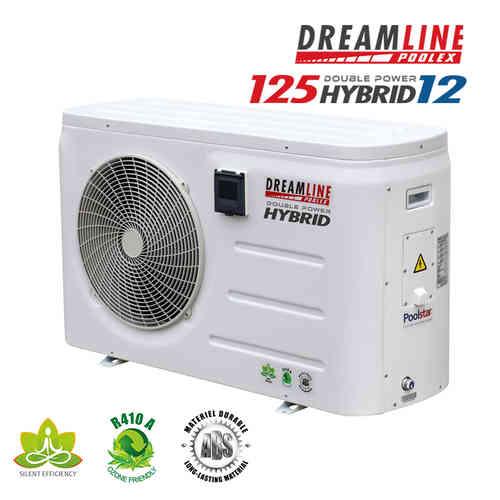 Bomba de calor Dreamline Hybrid12 125