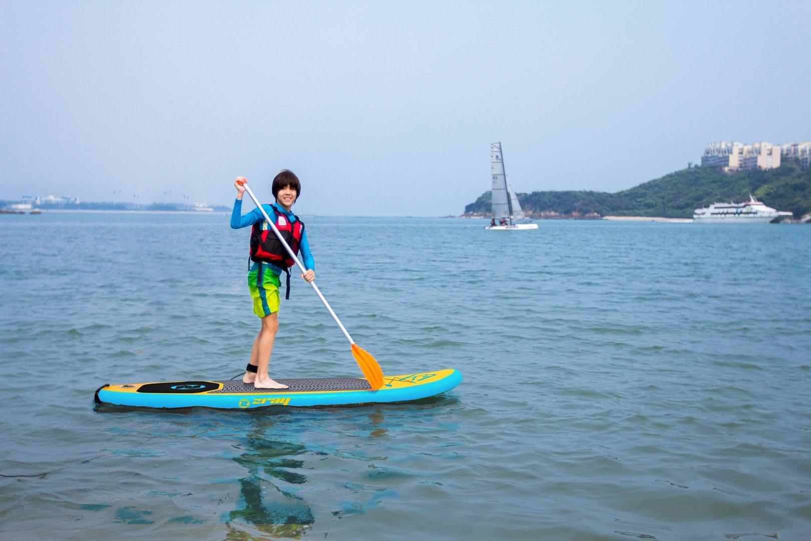 Tabla de Paddle Surf ZRay-K9 para niños