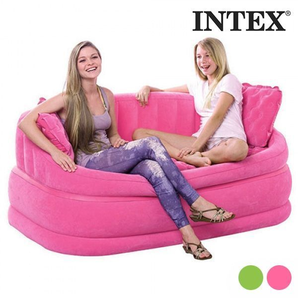 Sofá Hinchable Intex (2 plazas)