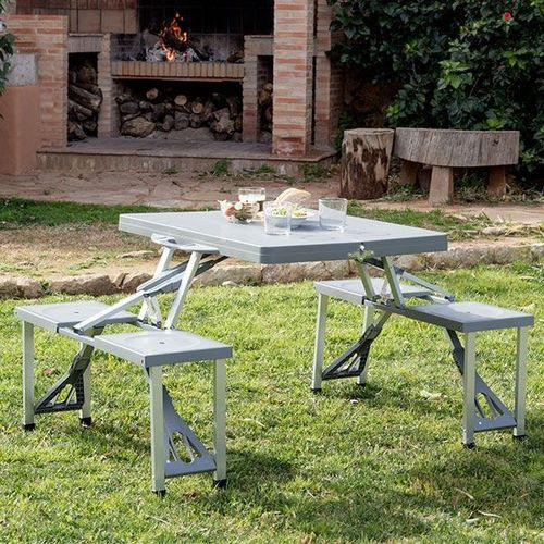 Mesa Plegable de Camping Adventure Goods