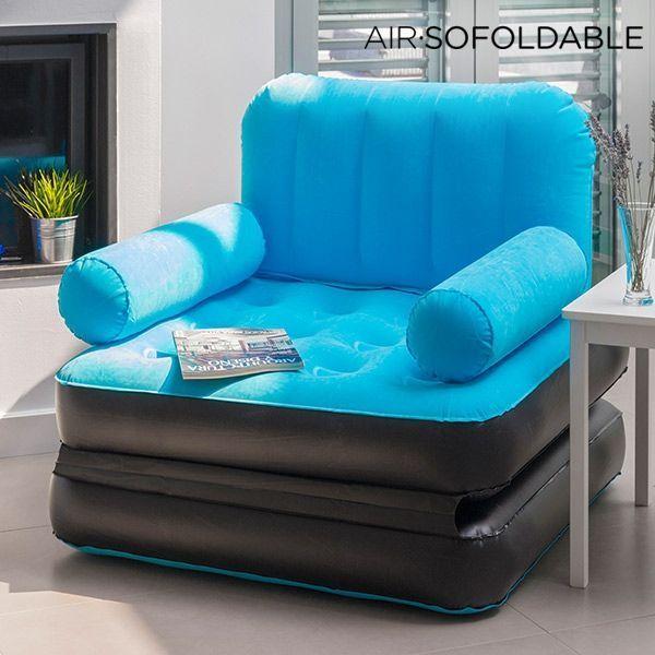 Sillón Hinchable Extensible Air·Sofoldable