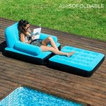Air Extendable Inflatable Armchair · Sofoldable