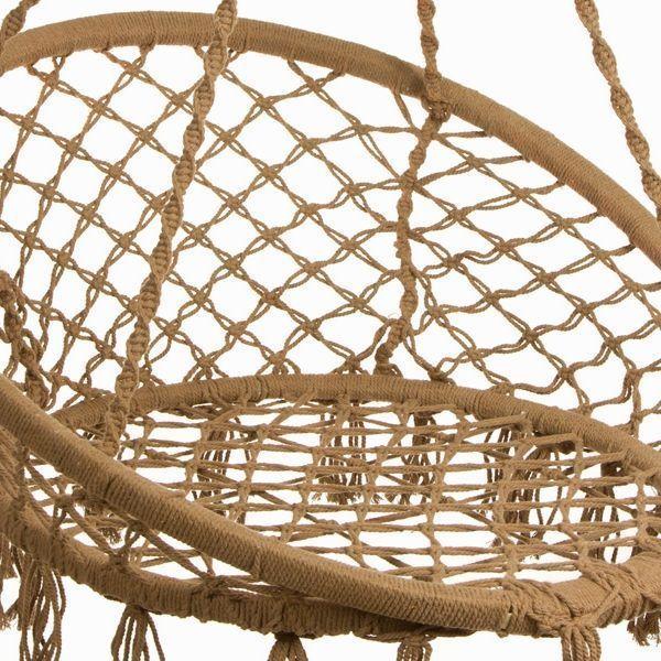 Hamaca redonda para colgar by Craftenwood
