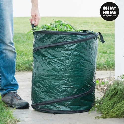 Bolsa de Basura Pop-Up para Jardín Oh My Home