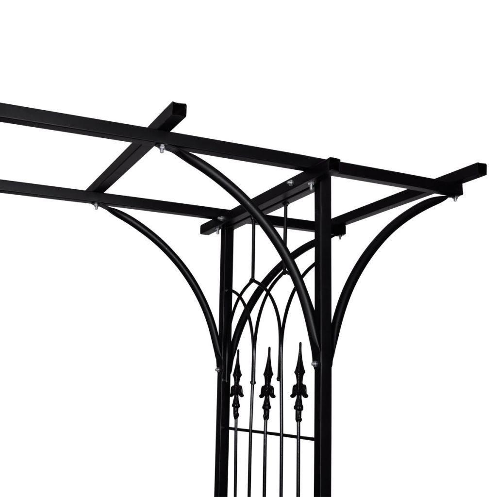 Arco de jardín de 2 metros de altura