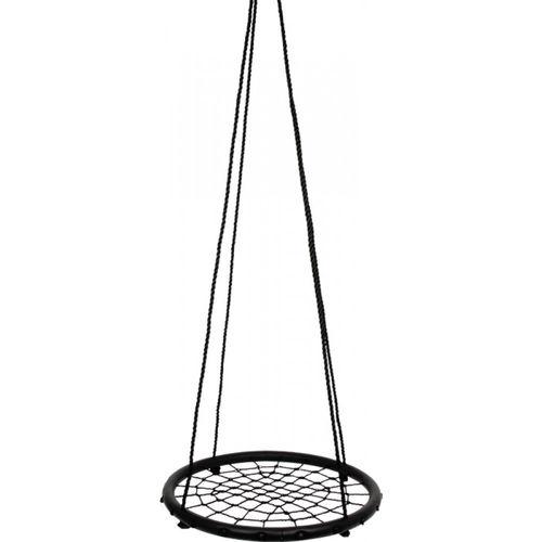 Columpio tipo nido para jardín y patio.