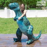 Inflatable T-rex Tyrannosaurus for children