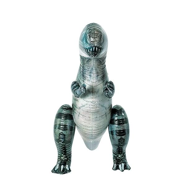 Tiranosauro T-rex hinchable para niños