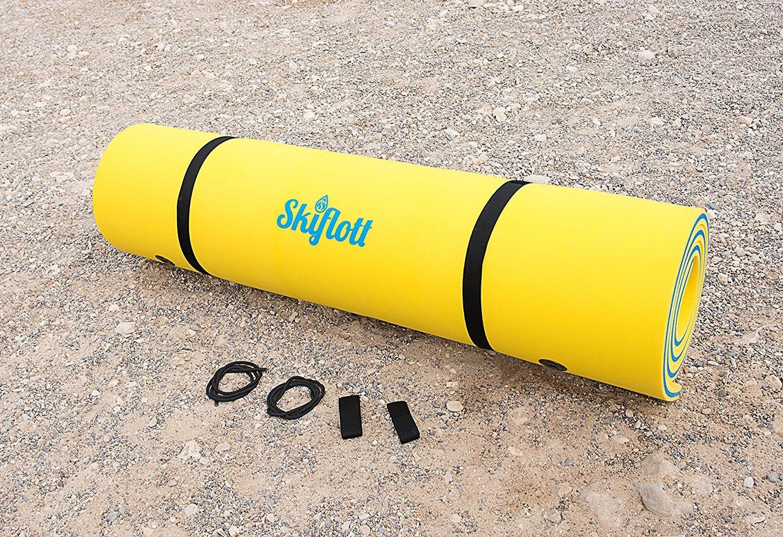 Alfombra flotante Skiflott de distintas medidas