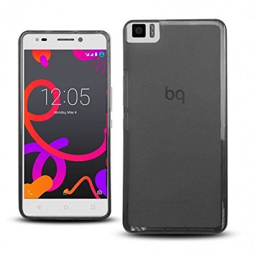 Funda bq Aquaris M4.5 Gel negra