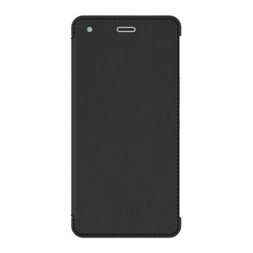 Funda Cuero bq Aquaris M4.5 Duo Case Original