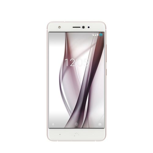 bq Aquaris X Blanco-Rosa 32GB/3GB