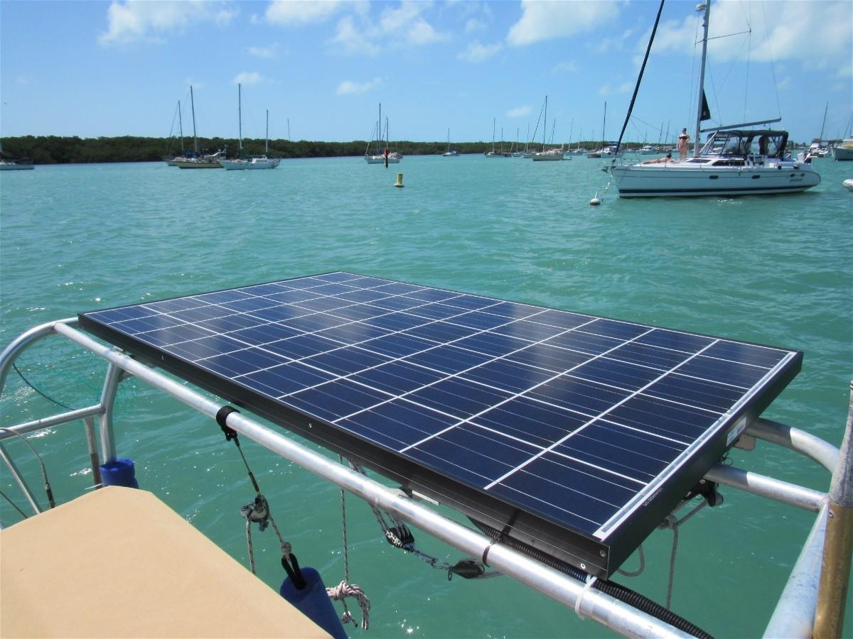 Panel solar policristalino Kyocera de 320W 24V