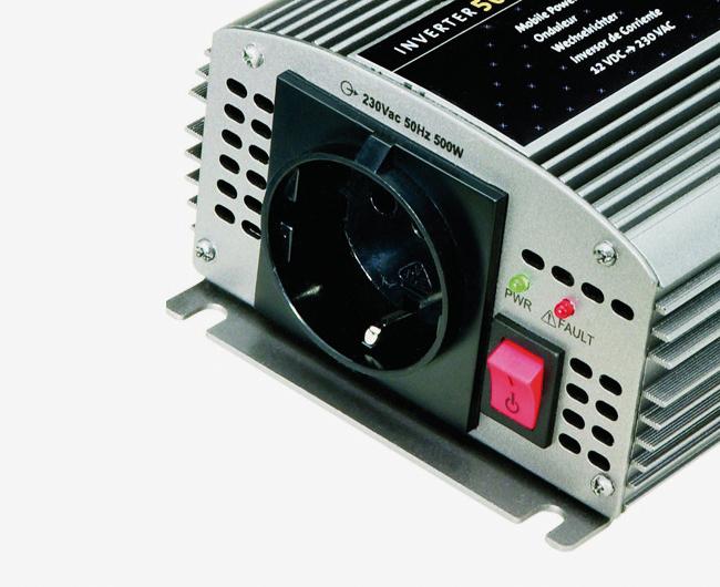 Inversor Xantrex de onda modificada 150W/12V