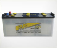 Bateria monoblock 200A C10 -240A C100 con ácido FAAM