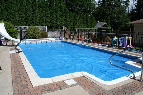 Manta termica para piscinas