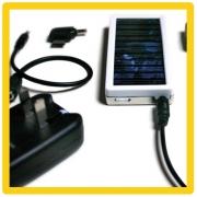 Cargador Solar 1