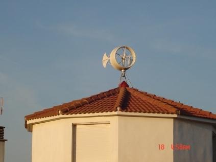 City wind power