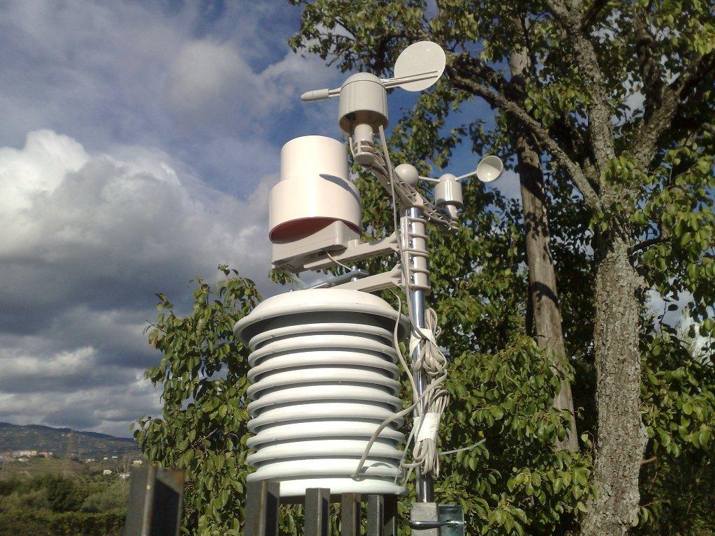 Estación meteorologica PCE 20