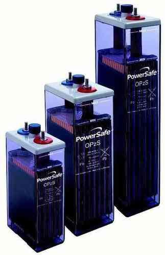 Acumulador estacionario 1x6 elementos 1.100A (C100)