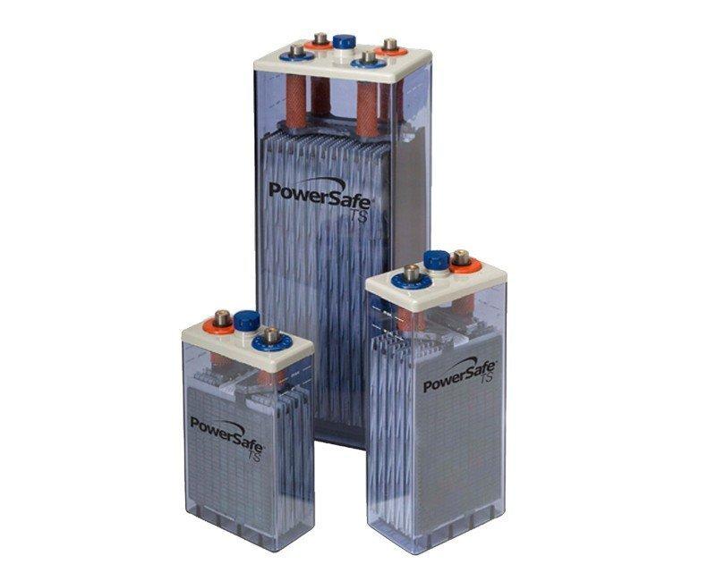 Acumulador estacionario 1x6 elementos 1.200A (C100)