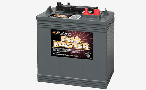 Batería Deka Promaster 8C12 244Ah/C100 12V