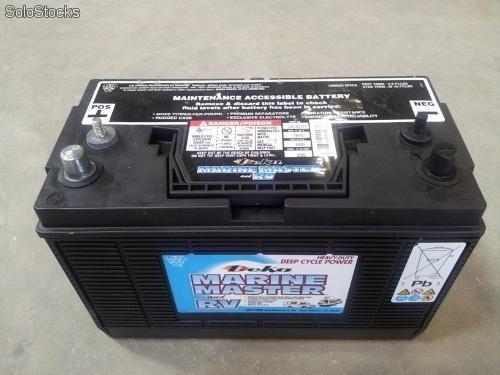 Bateria Deka Marine DC31DT 131Ah/C100 12V