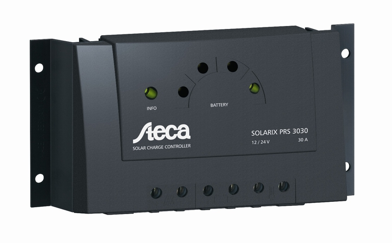 Regulador Steca de 20 amperios 12/24V PRS 2020