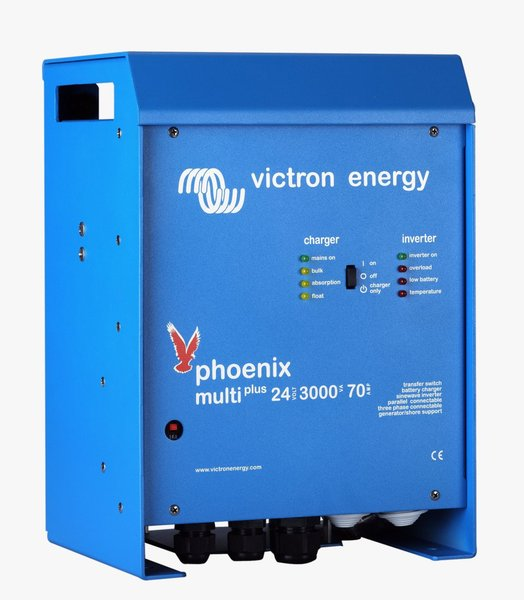 Inversor  de onda pura Phoenix 24/3000