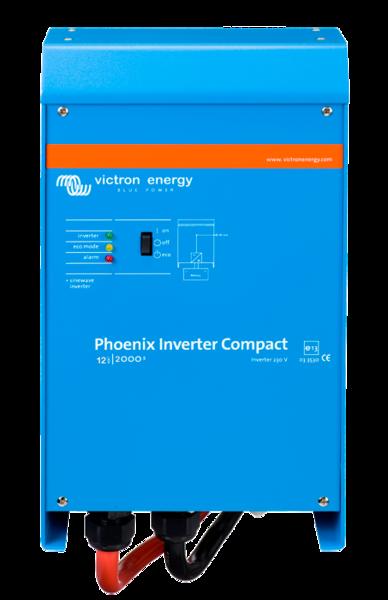 Inversor  de onda pura Phoenix 24V / 2000W