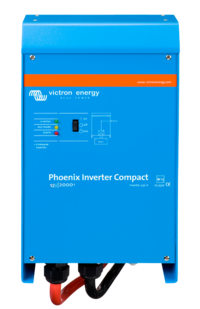 Pure sine solar inverter Phoenix 24V / 2000W