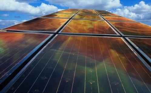 Kit solar con paneles híbridos de 350 litros y 460W