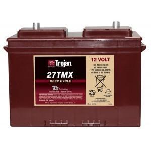 Bateria monoblock Trojan 27TMX 117A 12v