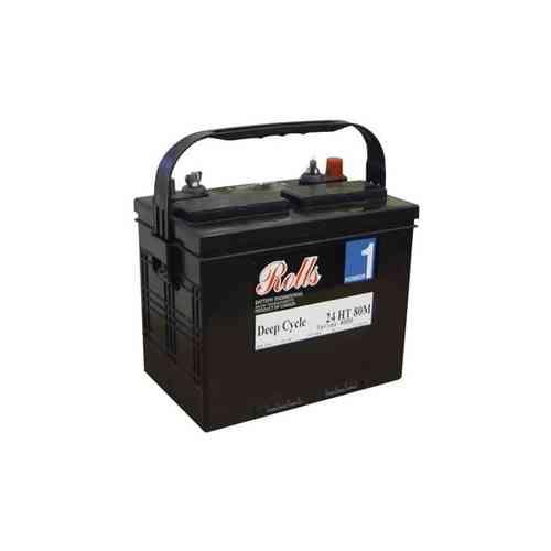 Batería solar Rolls 24HT80 106AH C100 A 12V