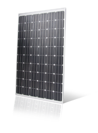 Polycrystalline modules 245W Heliene