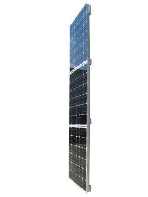 Paneles solares para fachadas ventiladas de 140W
