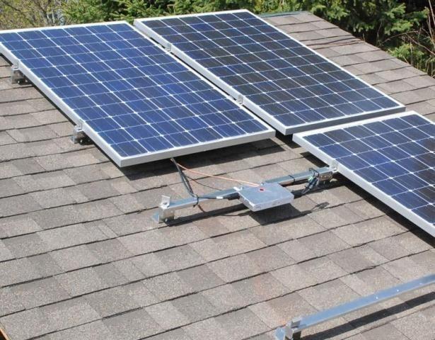 Sistema de ahorro de energía de 1 Kw/dia