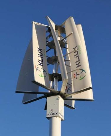 Vertical Axis Wind Turbine All In Solar Energy