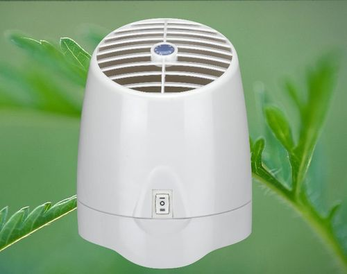Generador de ozono con aromas