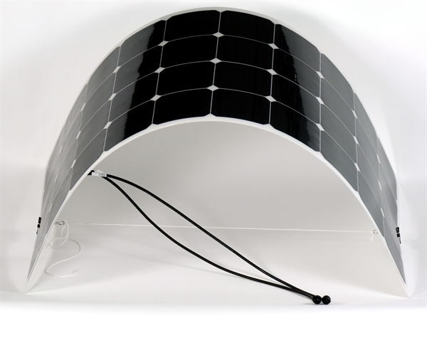 Panel solar flexible de 18W - 12V
