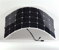 Flexible solar panel 30W - 12V