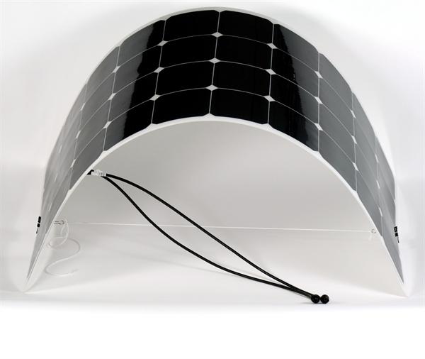 Panel solar flexible de 60W - 24V