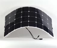Flexible solar panel 100W - 12V
