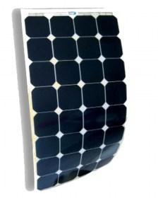 Panel solar flexible de 100W - 12V